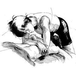 NOHANDS Massage -