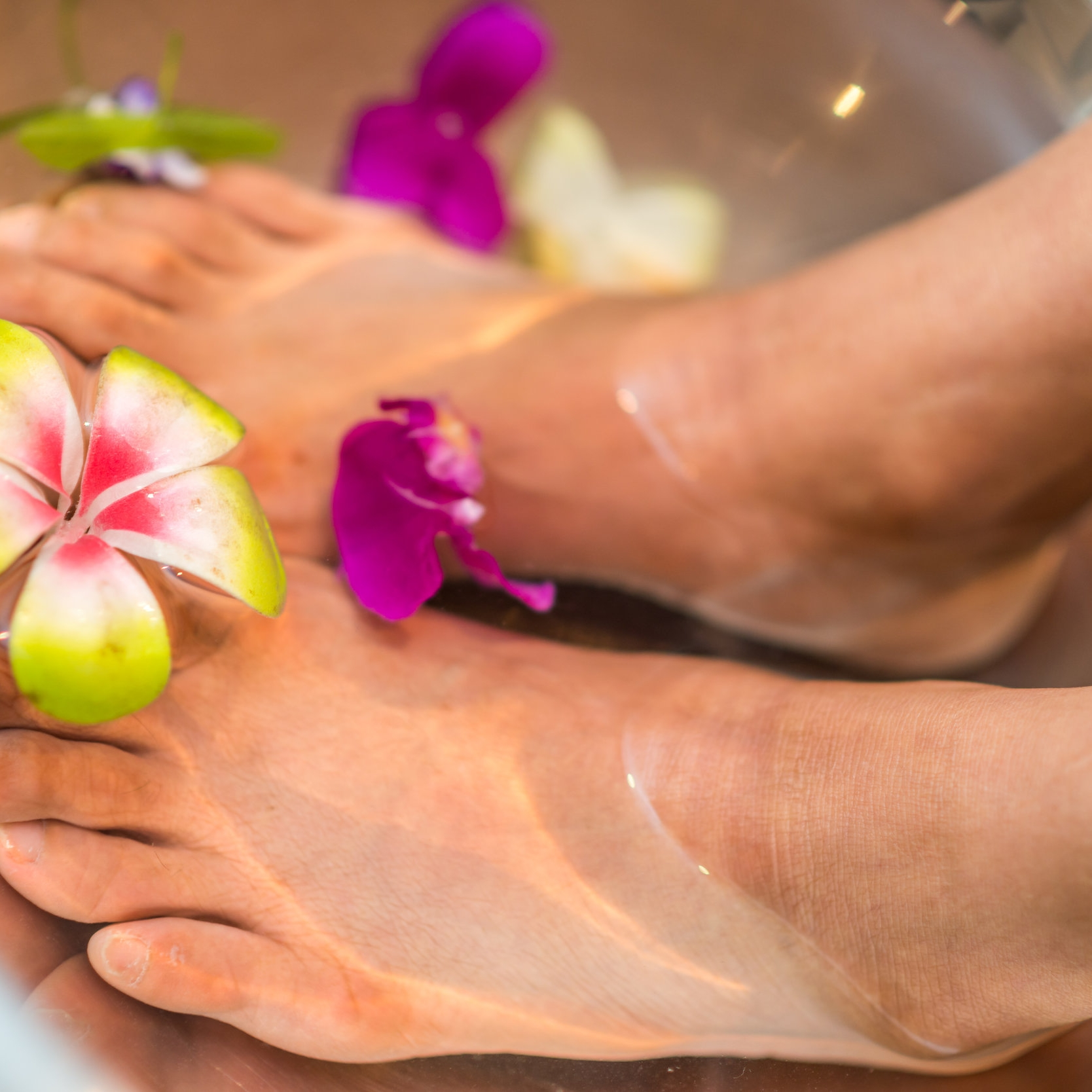 REFLEXOLOGY THERAPY -