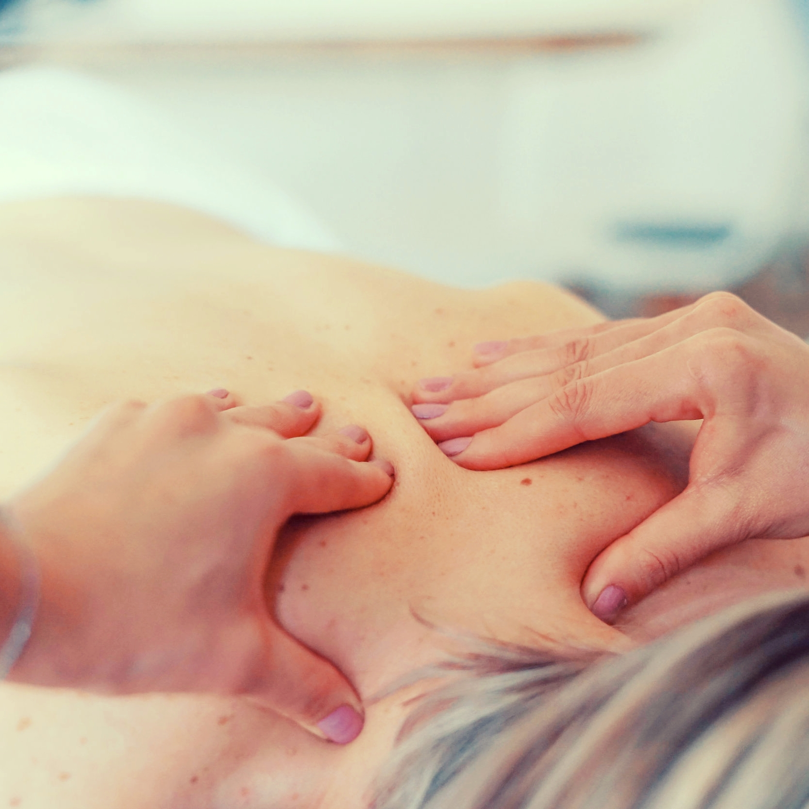 Deep Tissue Massage -