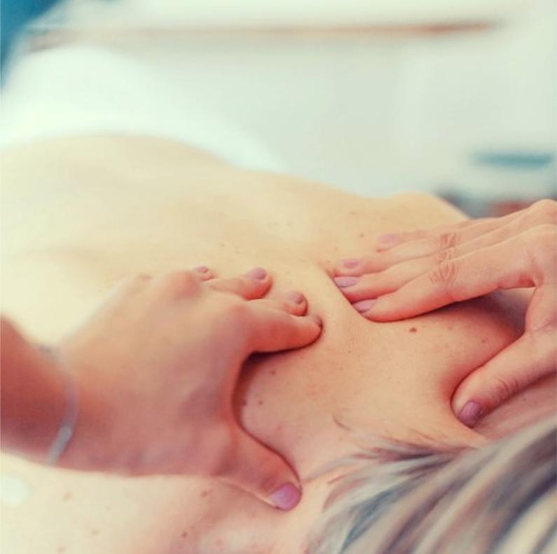 Deep Massage -