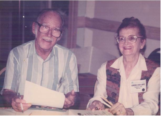 Miguel and Aurora Lugo