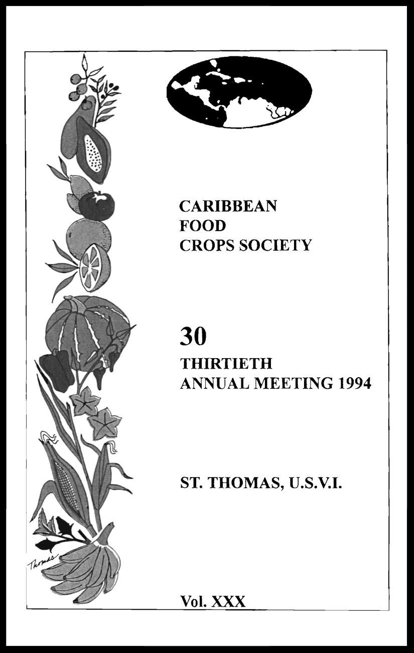 1994, Vol. 30, St. Thomas, USVI