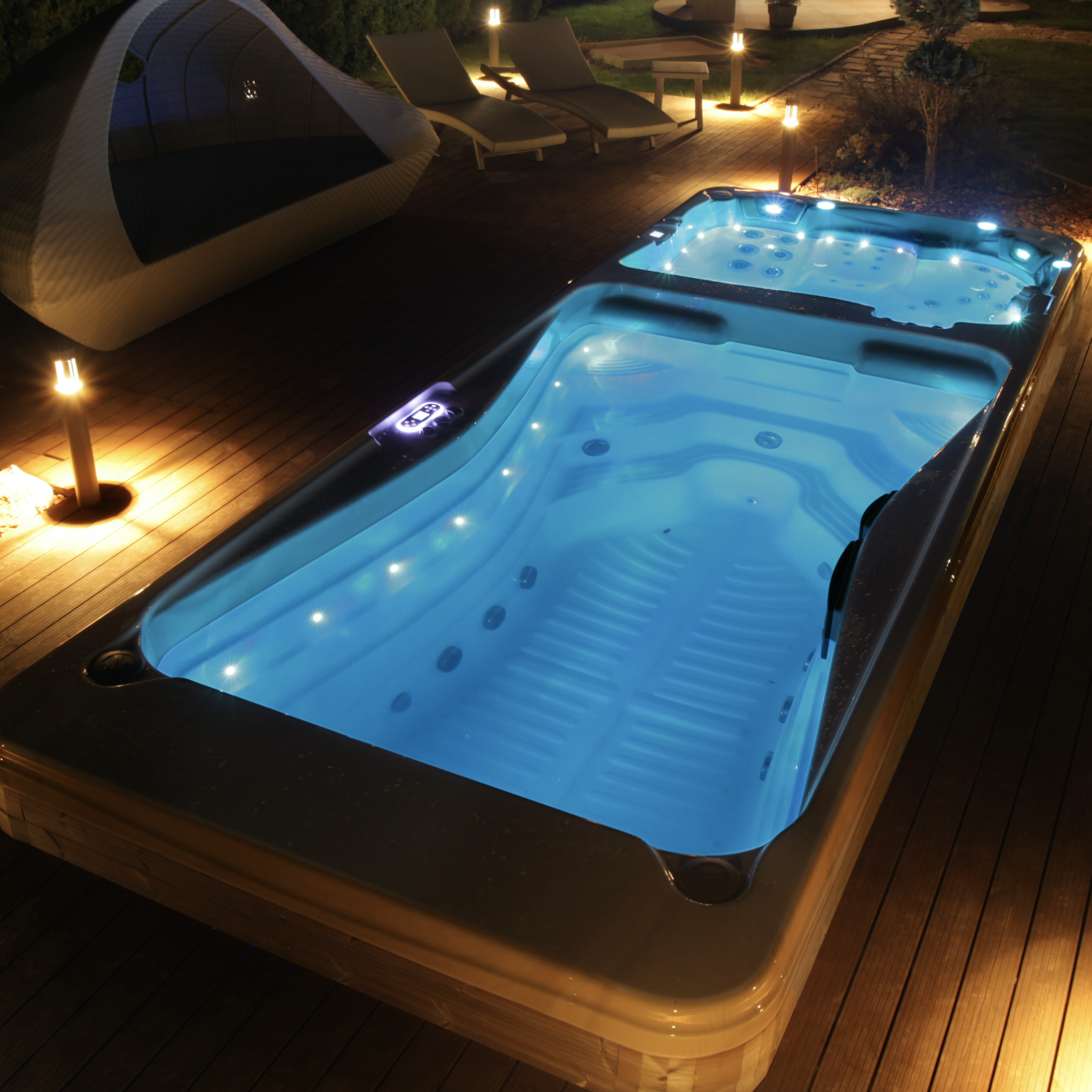 Swim Spa -