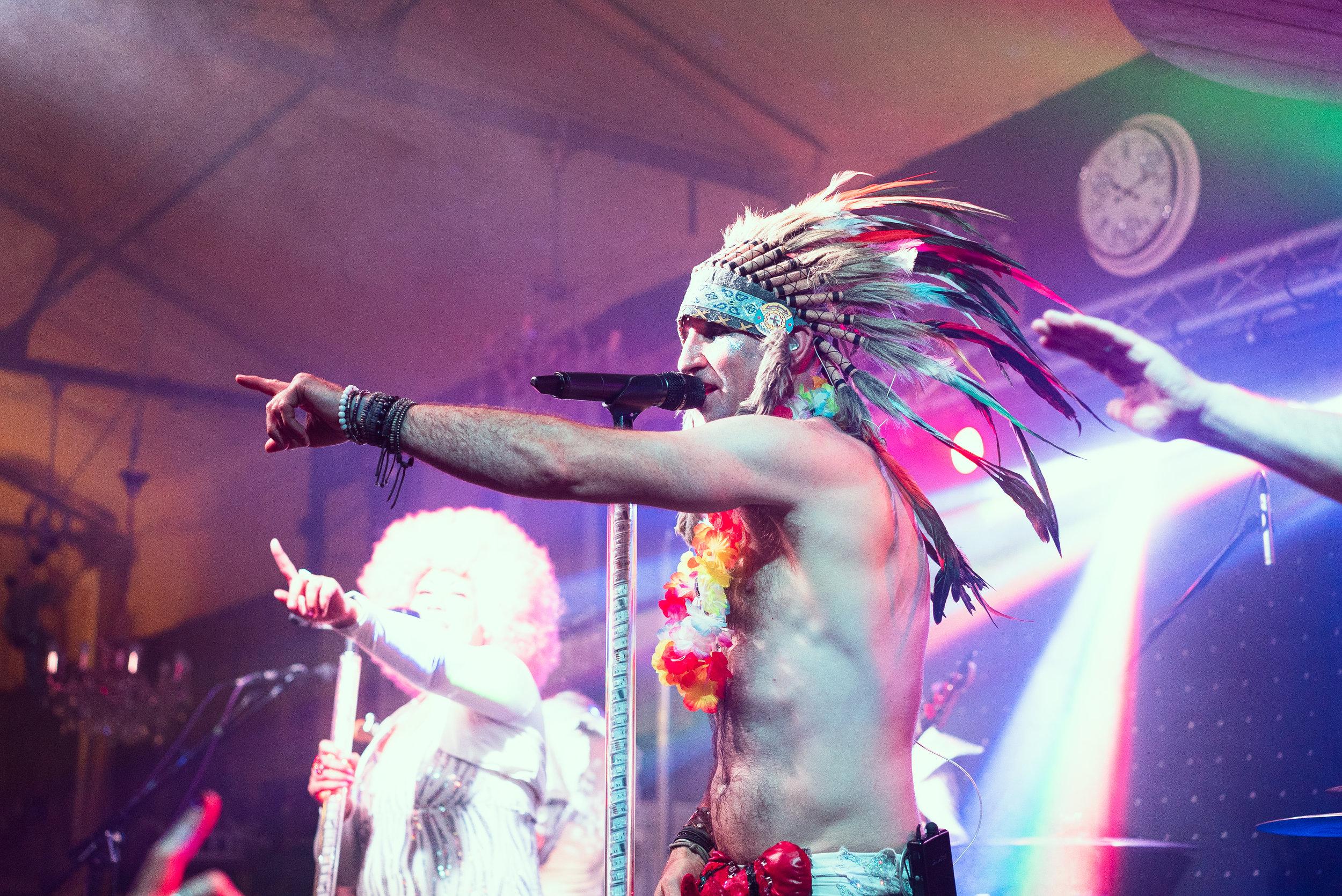 The Hawaiin themed Uncle Funk night.jpg