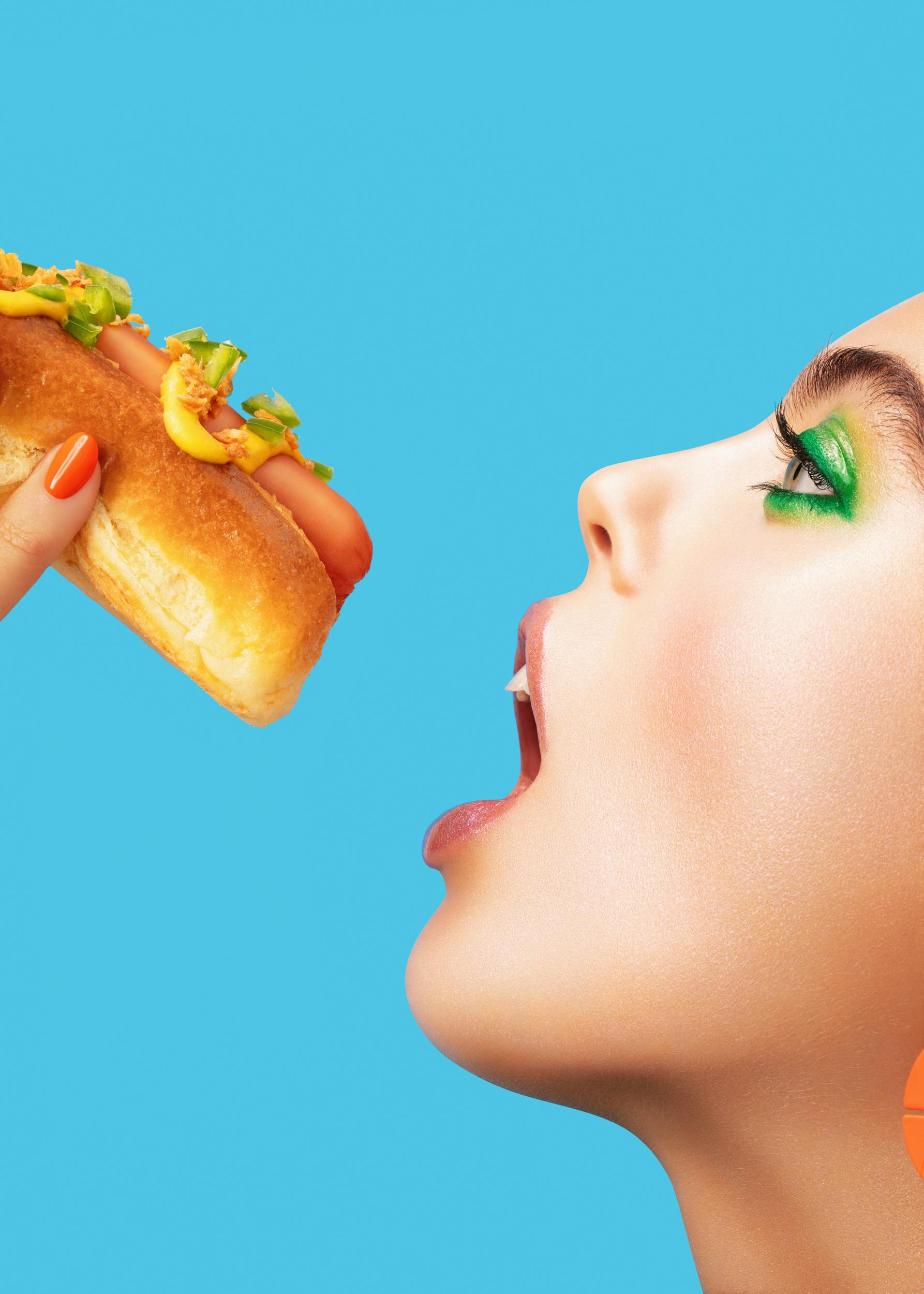 Gluttony by Ilka & Franz
