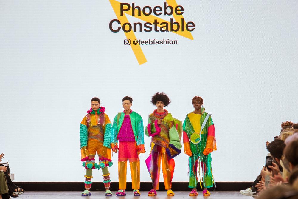 No Man Is An Island Phoebe Constable Fashion Designer