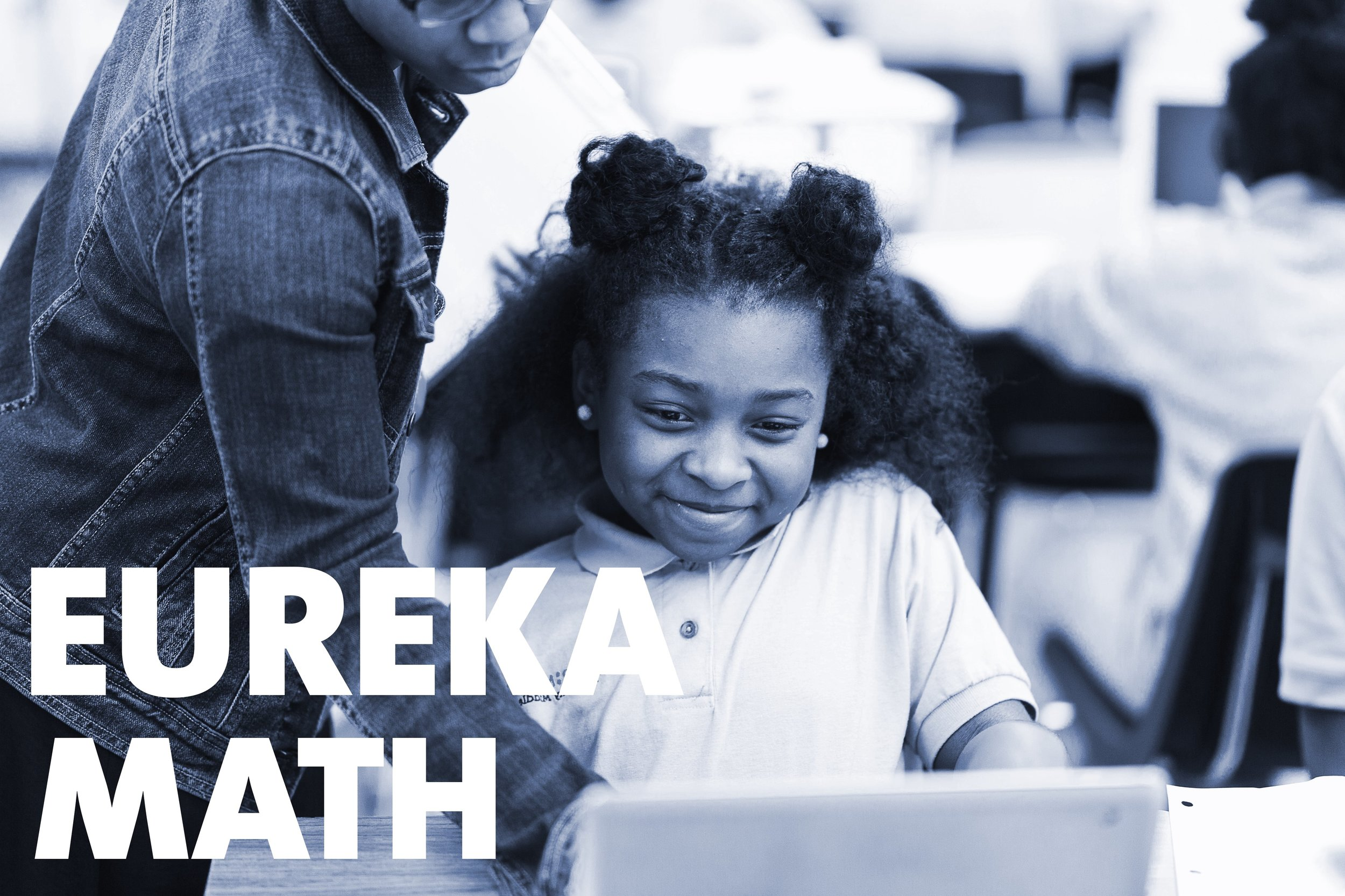 Math - Math is taught through Eureka Math a nationally-recognized curriculum that aligns college ready standards with instruction for grades PK-12. Published by Great Minds, Eureka Math presents mathematics in a logical progression designed to reduce learning gaps, develop persistence in problem solving, and prepare students to understand advanced mathematical concepts.