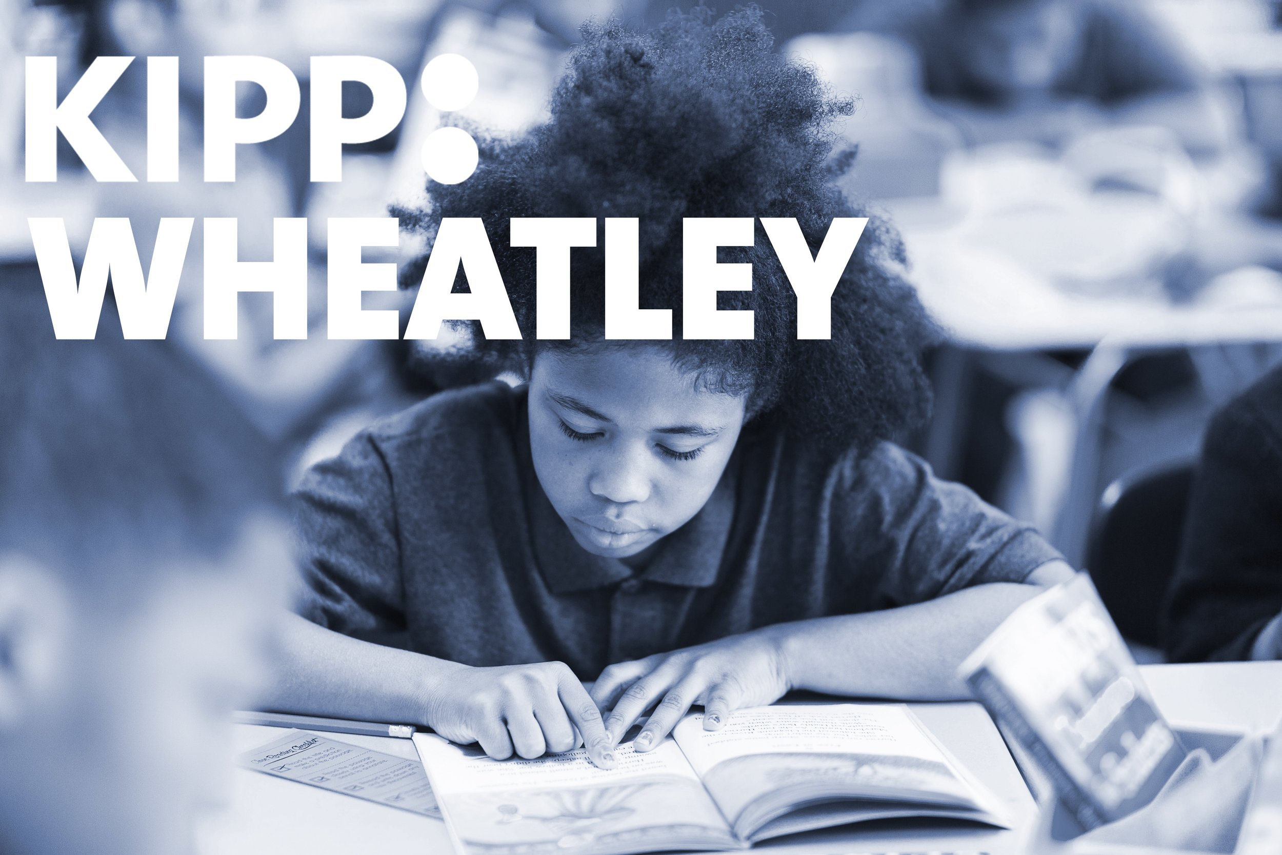 Literacy - English Language Arts is taught through the KIPP Wheatley curriculum in grades K-8. KIPP Wheatley, developed in-house alongside Great Minds, provides opportunities for close reading, writing, and speaking based on high-quality, diverse, and texts that are culturally relevant to students within a comprehensive, college-ready curriculum.
