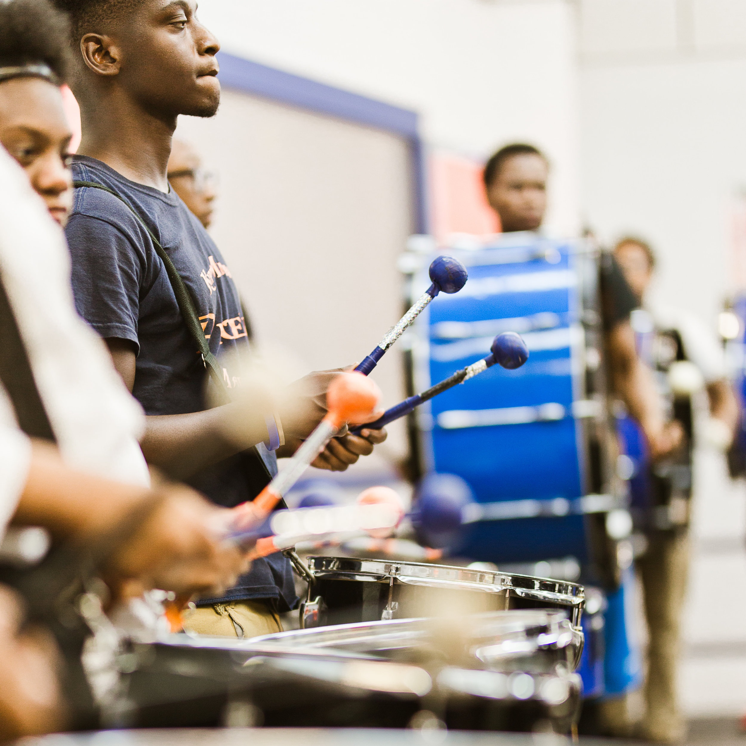 Extracurriculars - Click here to see the electives and extracurricular activities offered at KIPP Memphis.