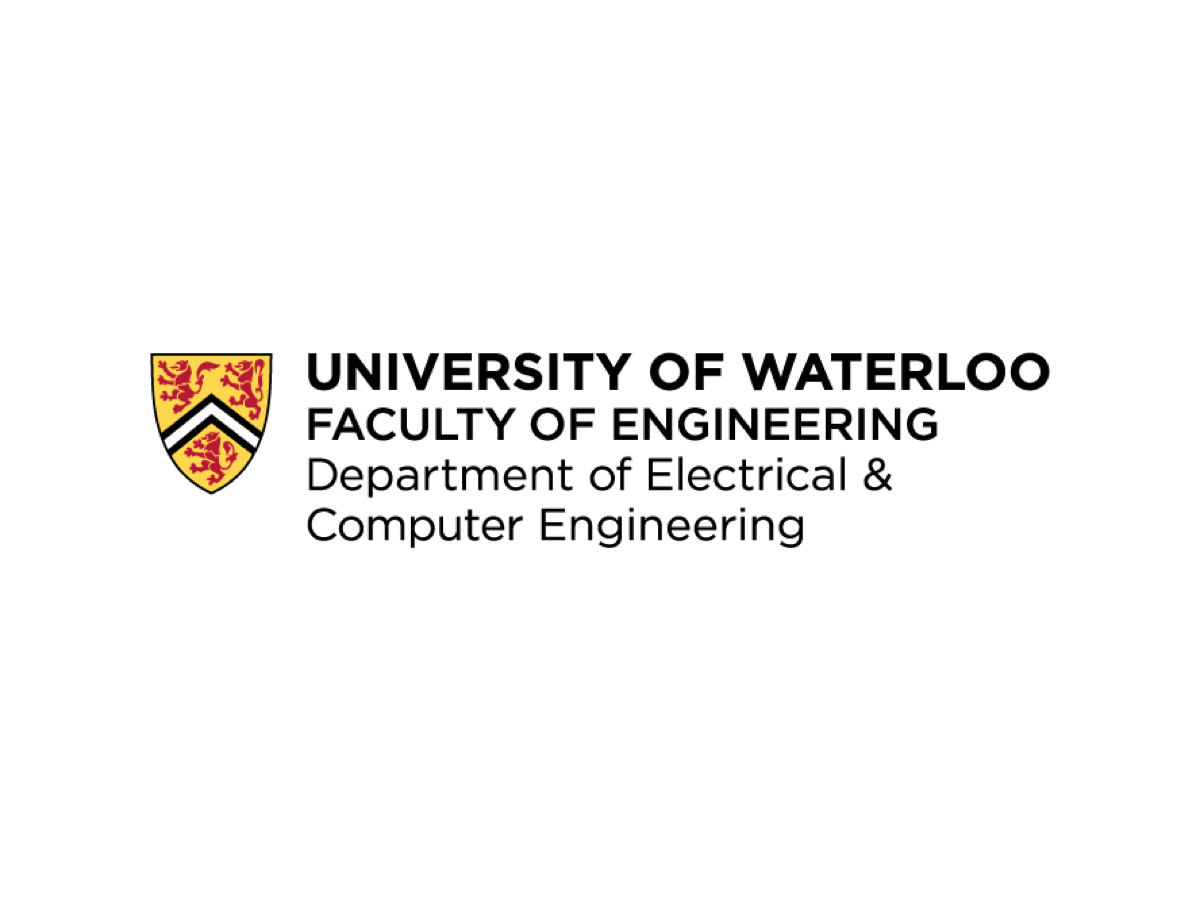 University of Waterloo Faculty of Electrical and Computer Engineering