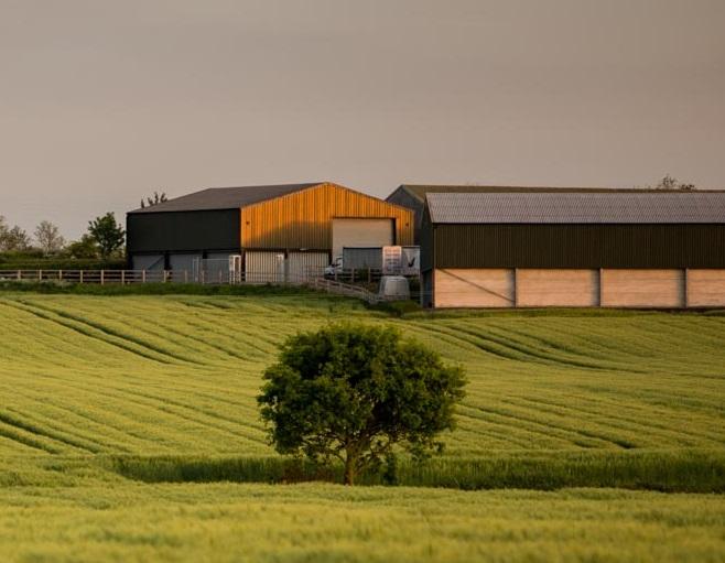 Farm buildings, Cheshire