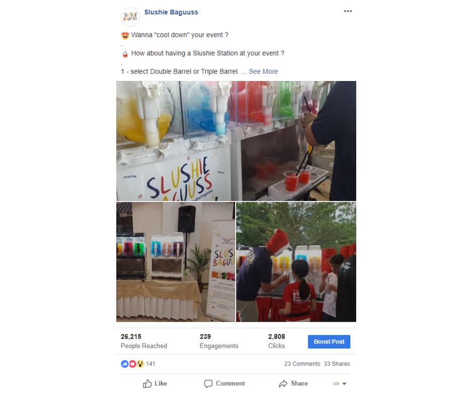 Facebook Paid Advertising Singapore