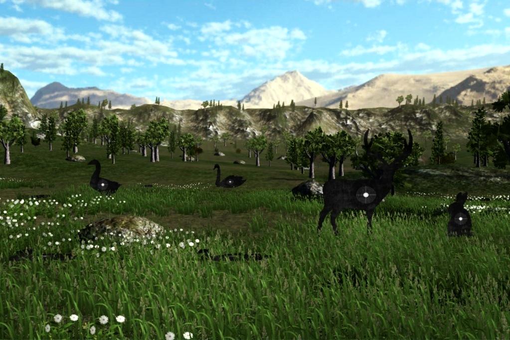 Wild Game Hunting -