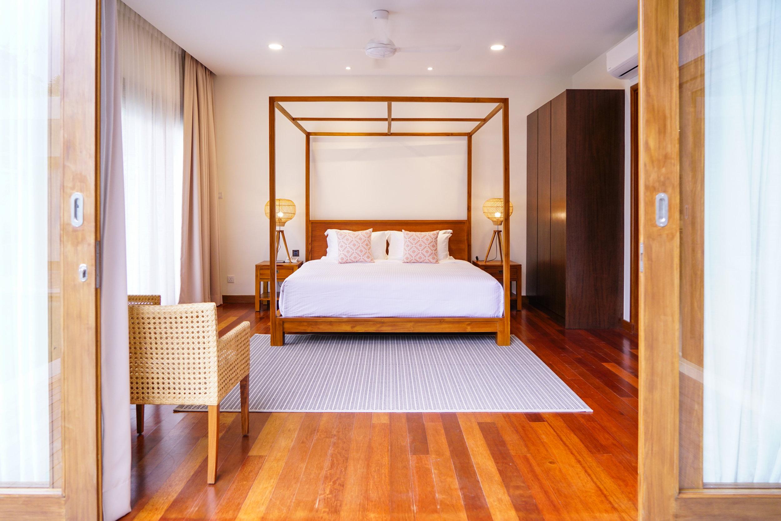 - BEDROOM 2, VILLA KANTAN @ EMBUN LUXURY VILLAS
