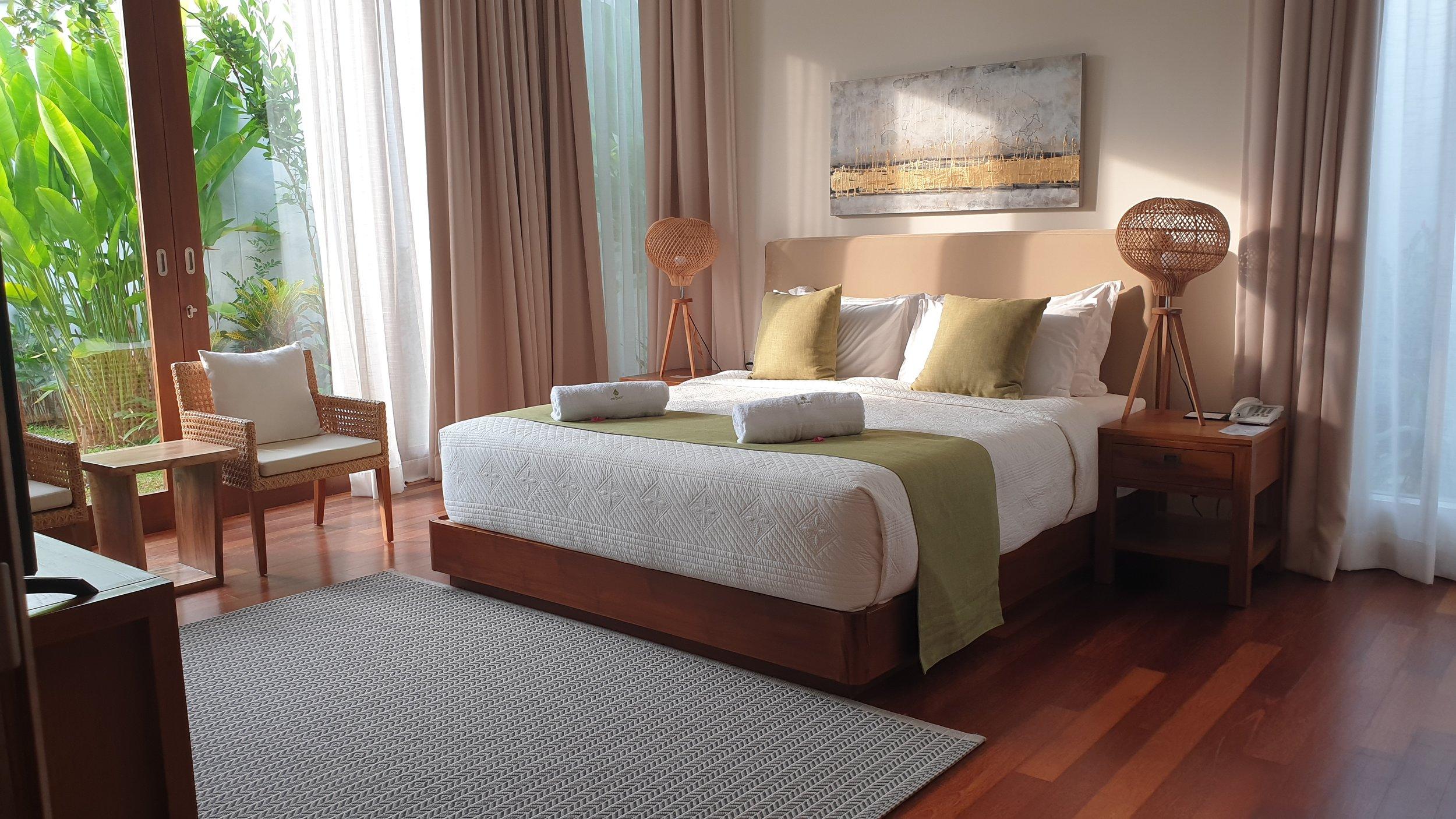 - BEDROOM 2 @ VILLA ULAM RAJA, EMBUN LUXURY VILLAS