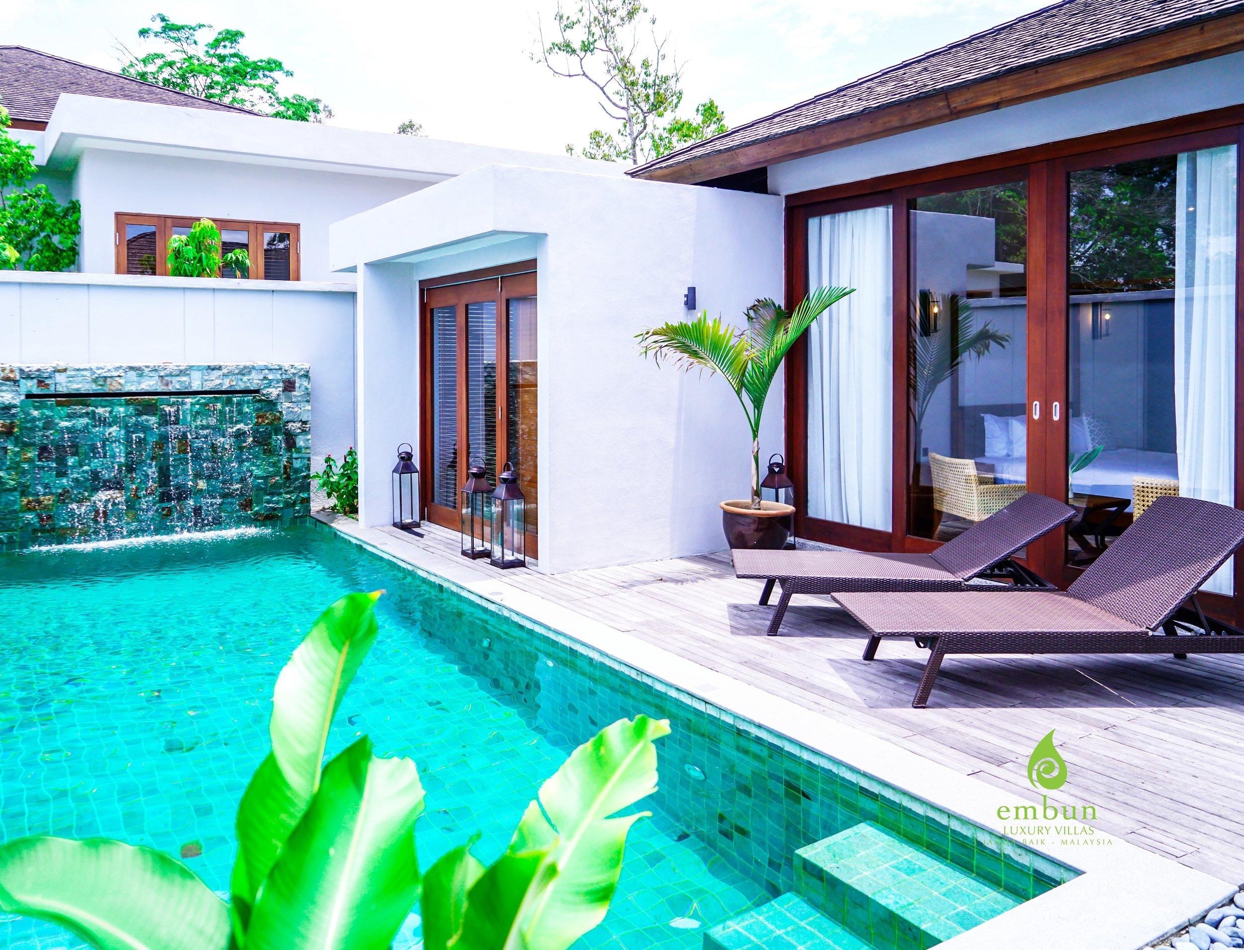 One Bedroom Pool Villa -