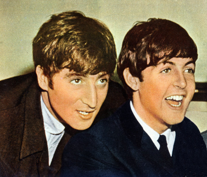 Meet The Boys Who Beat Their Meatles Too - According to Paul McCartney, he and John Lennon once masturbated in the same room. They are not alone.