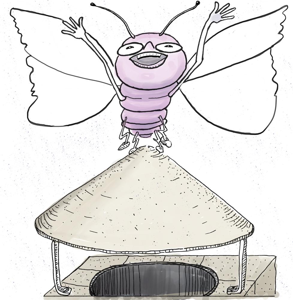 children's book, howto, digital coloring, Sketchbook Pro