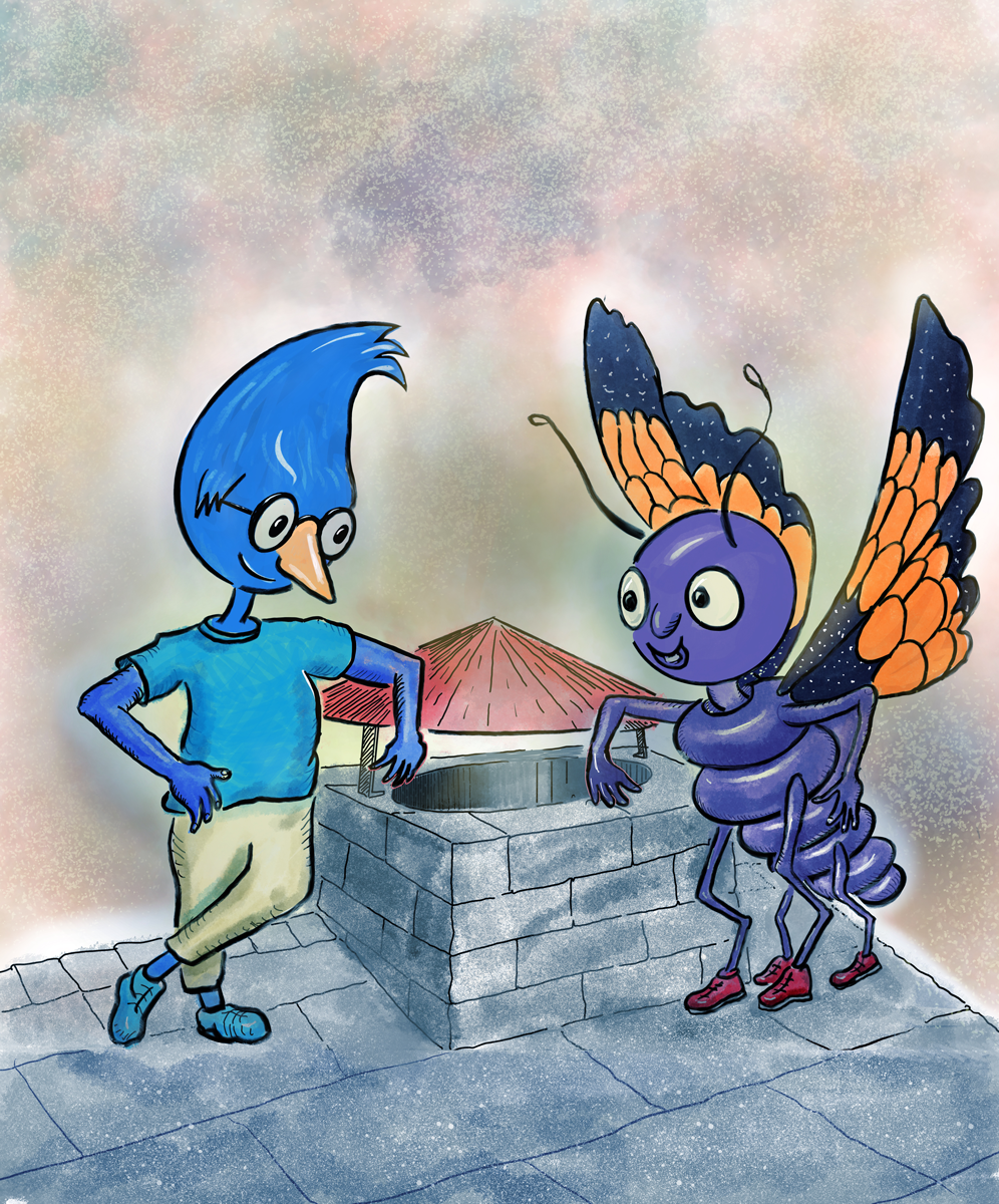 frontispiece_blog.png frontispiece, print version, children's picture book, ipad, procreate