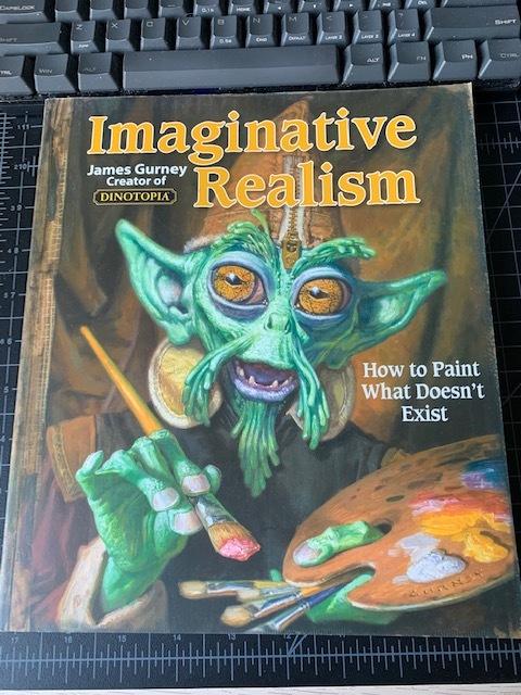 James Gurney, Imaginative Realism, https://gurneyjourney.blogspot.com