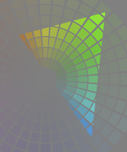 I used this color gamut.