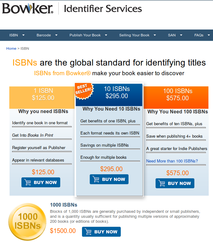 isbn_price_list.png Bowkers fees for ISBN numbers
