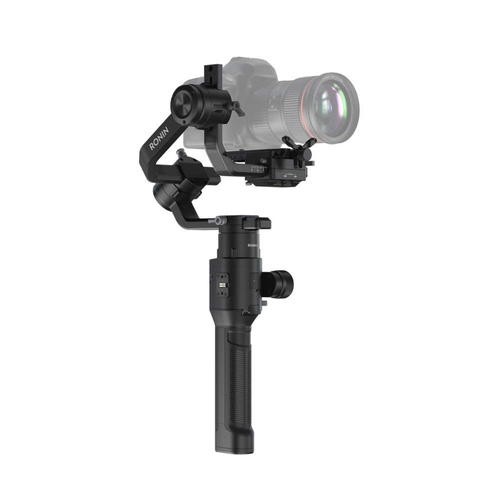 DJI Ronin-S Handheld 3-Axis Gimbal Stabilizer - The guy that makes my footage so smooth
