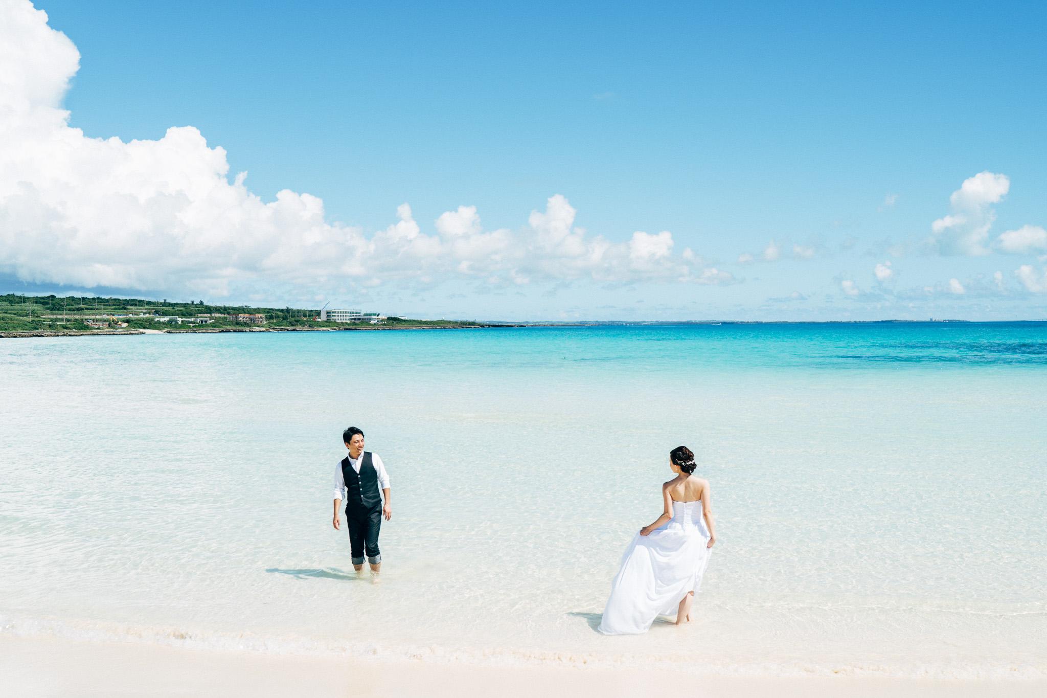 沖縄ロケーションフォト - 208,000 yen + tax ~沖縄本島だけでなく、宮古島や石垣島といった離島でも撮影可能