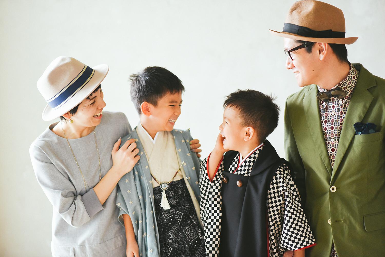 家族写真スタジオ・クッポグラフィー