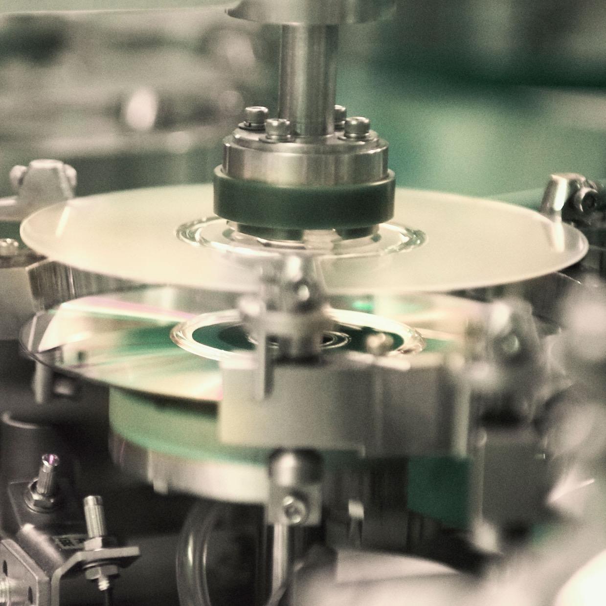 DUPLISERING AV OPTISKE MEDIER - Duplisering av bluray og DVD med hurtiglevering
