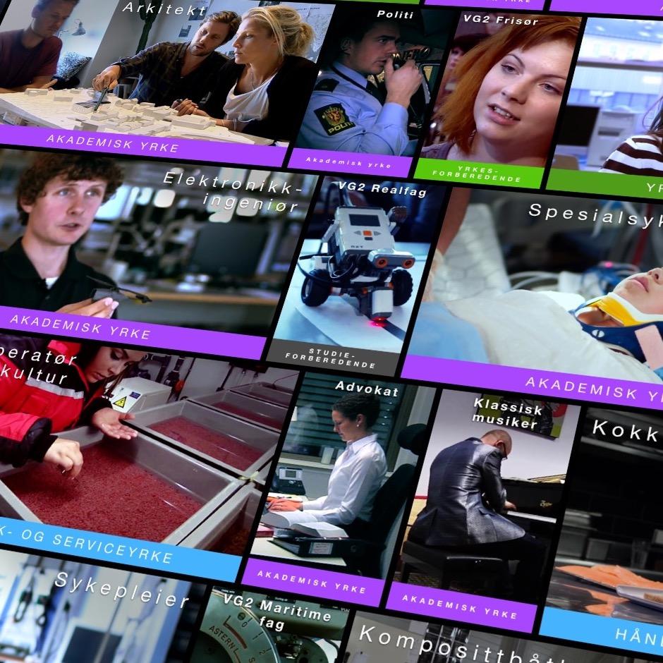 FAGFILM-PORTALEN - Norges største filmtilbud om utdnning og arbeidsliv