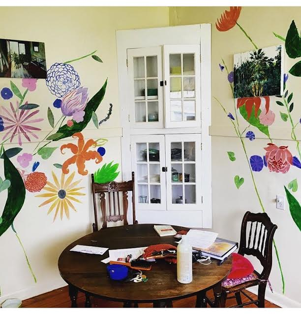 Currently seeking more decorative wall painting commissions!