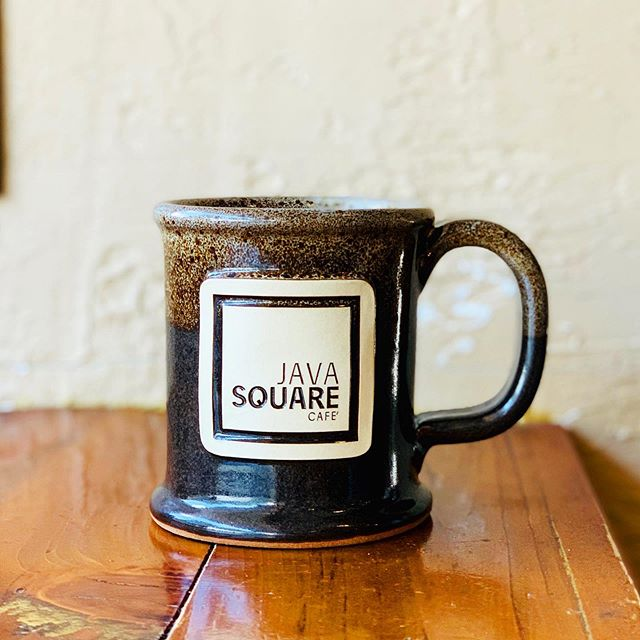 Our NEW handcrafted Java Square mugs are now in stock. Just in time for that fall weather. Stop by and pick one up today!