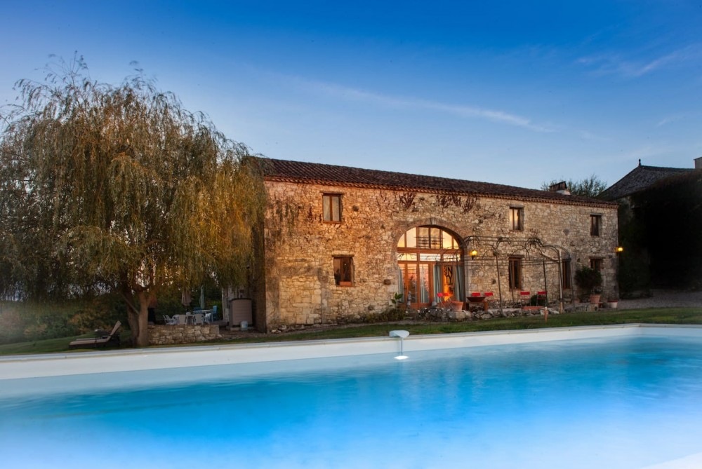 We believe we have found you the perfect location. Le Manoir De La Perroterie with its secluded location in the beautiful hills in a rural hamlet and close to the medieval town of Duras, France which is believed to date back to the 13th century, provides us the perfect setting for our luxury yoga retreat.  Allow us to take care of your every need. Fully catered aswell as plant based cuisine will allow your body to detox, reset and re energise. The heated eco pool is salt water based and will enrich your body.  We will be practicing all forms of Yoga in the grounds of the beautiful ancient stone barn looking out from the two specifically designed decked areas overlooking the garden and stunning French countryside. The surrounding vineyards and olive groves provide the perfect backdrop.  From energising flow, a deep twisting practice that will focus on that digestive system, to connecting with stillness in a yummy yin practice, you'll be able to work on connecting with your inner true self and release your true nature whilst sharing a few giggles along the way!  Enjoy the facilities in your downtime and emerse yourselves in the heated hot tub and relax on the luxury sun loungers with personal ice boxes. Alternatively try a private walk along the lake or maybe try an excursion to a local vineyard.  Come along and join us and like minded people on an experience not to be missed!  Retreat date - 28th August - 1st September 2019  Intimate retreat for 10 people  Retreat Cost:  £499 - includes 4 night stay & full board (all rooms are shared occupancy)  * 50% deposit required at time of booking  * Total balance due by the 31st July 2019  Food: all food and refreshments are included following a plant based diet  Additional info: tranfers included from and to Bergerac airport.  Recomended flight - Ryan Air - East midlands to Bergerac was £146  contact gymproapparel.com to book