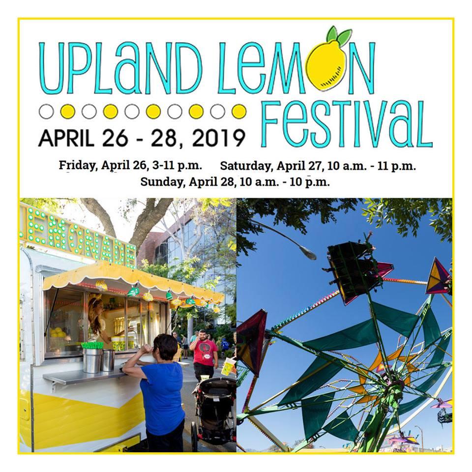 Via Upland Lemon Festival