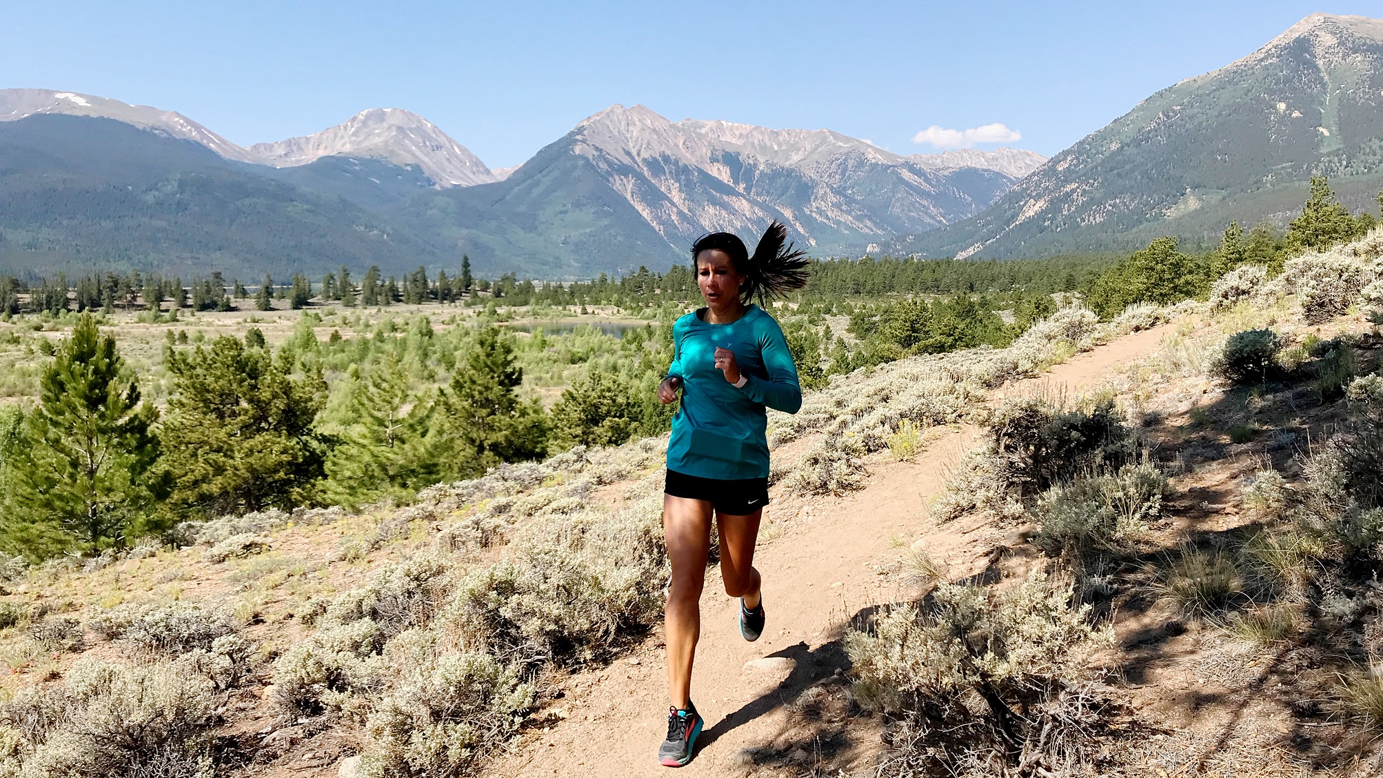 """Vanessa Carter - """"I've been a runner for 30 years. It has been my hobby, my stress reliever, and my time to reflect. That all changed two years ago when I took a devastating 18 foot fall while bouldering. All of the impact was concentrated in my left knee and there was extensive damage. My patellar tendon and ACL were completely severed. My femoral head was fractured and a one inch chunk of cartilage broke away from my femur. My meniscus was also extremely damaged. After four surgeries I was told by my doctor that I would never be able to run again. After 18 months of rehab and physical therapy, I decided I wanted to try running again. I had a long conversation with Coach Carter at Ready for Change Running (who also happens to be my husband of over 22 years), and he helped devise a plan to get me running again. He helped me rebuild my running form, gain back my strength and confidence, and most importantly helped me gain back what I thought was forever lost. No matter where you are in your life, Ready for Change Running can help change your life through running"""""""