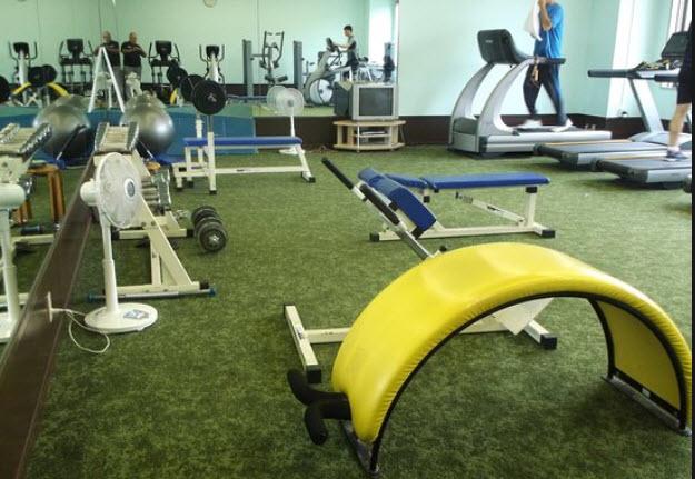Hotel Mystays Premier Narita gym