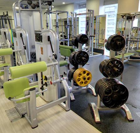 Laqua gym
