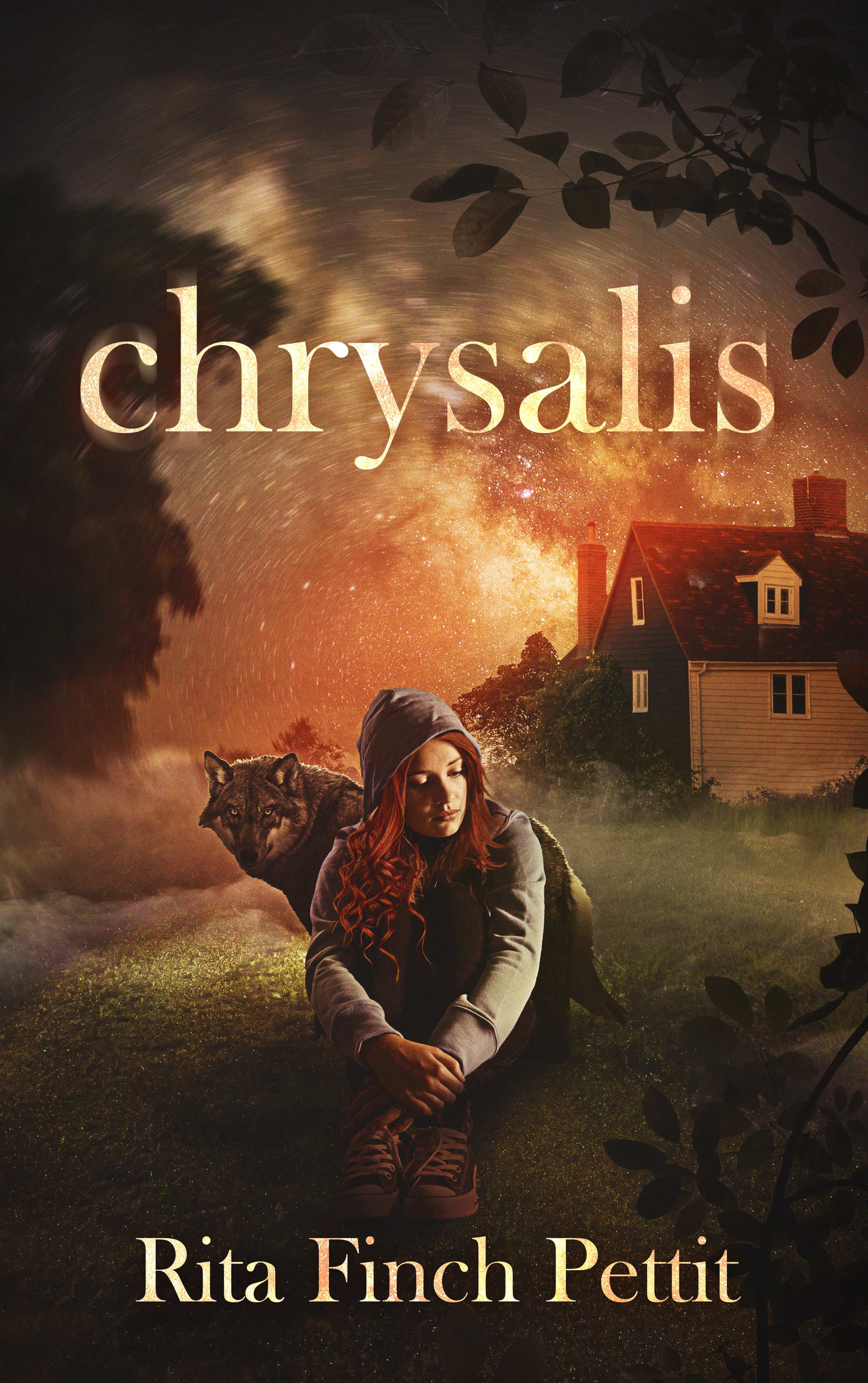 Chrysalis is a young adult novel about the struggle to find light in the midst of darkness.