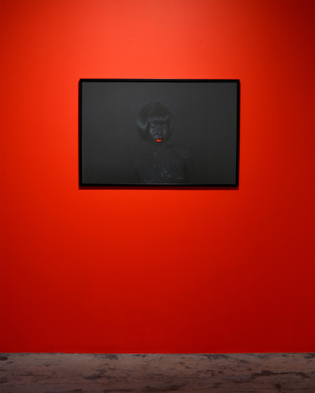 Kia LaBeija  Untitled #7 , 2018 pigment print on Hahnremühle bartya rag paper 26 3/4 x 39 in (67.9 x 99.1 cm)