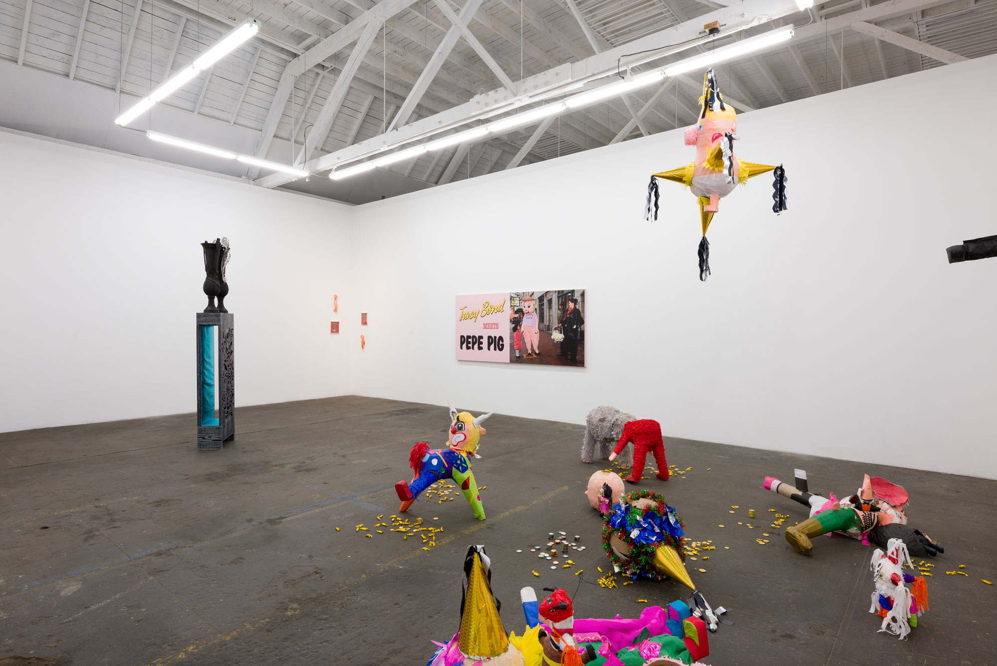 COME TOGETHER  KAREN LOFGREN, KEN LUM, JOEL OTTERSON, RUBÉN ORTIZ TORRES JAN 06 - MAR 24, 2019