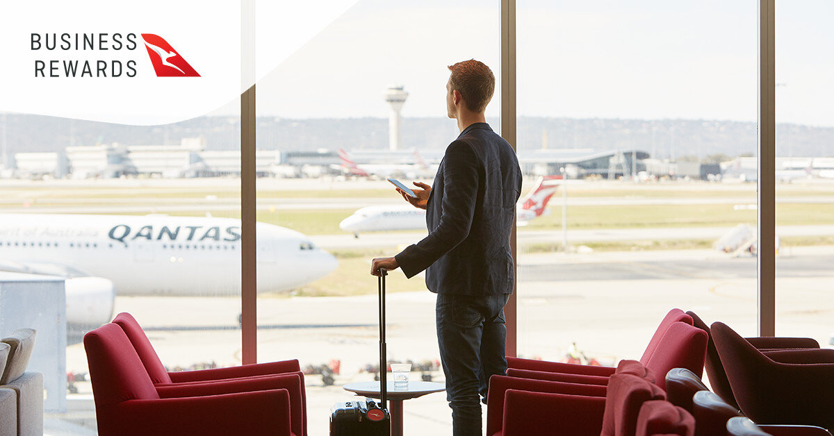 Watch the rewards fly in. Qantas Business Rewards is a program that can save your business money and earn Qantas Points – just for going about your daily business.