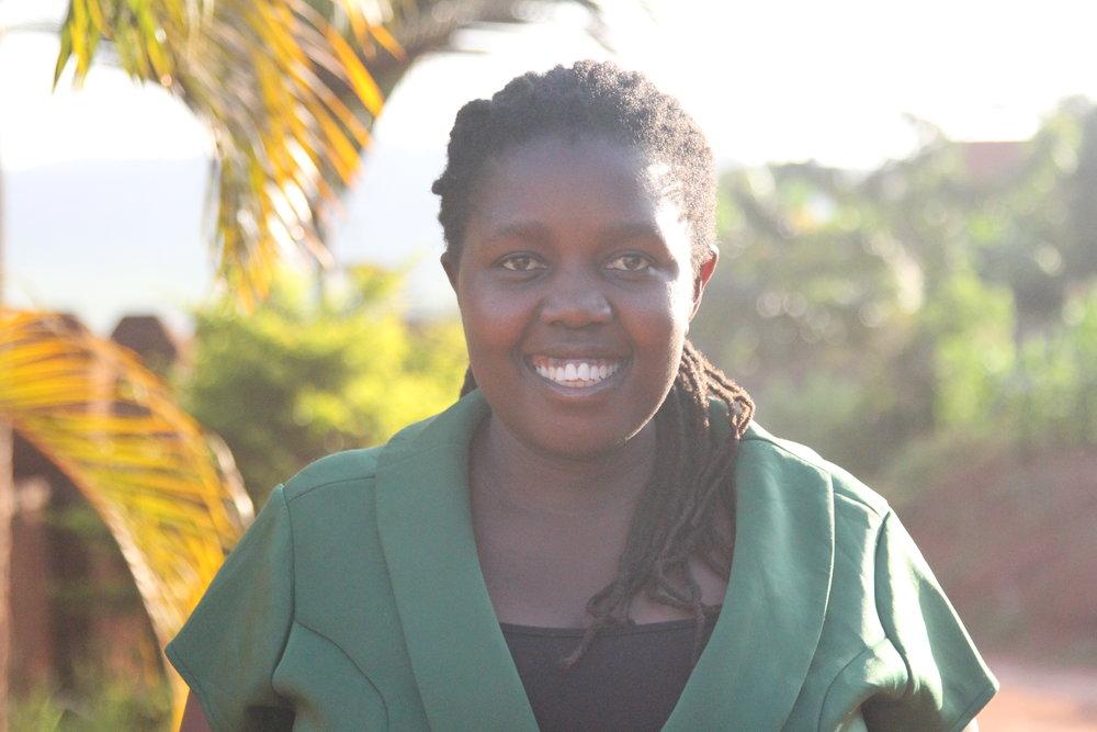 Brenda Apeta - Director of Teaching and Learning