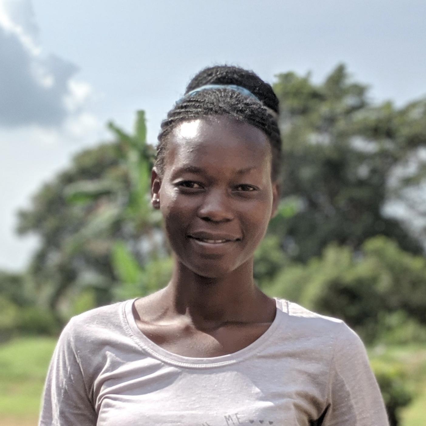 Patricia Lamwaka - Mobile Librarian