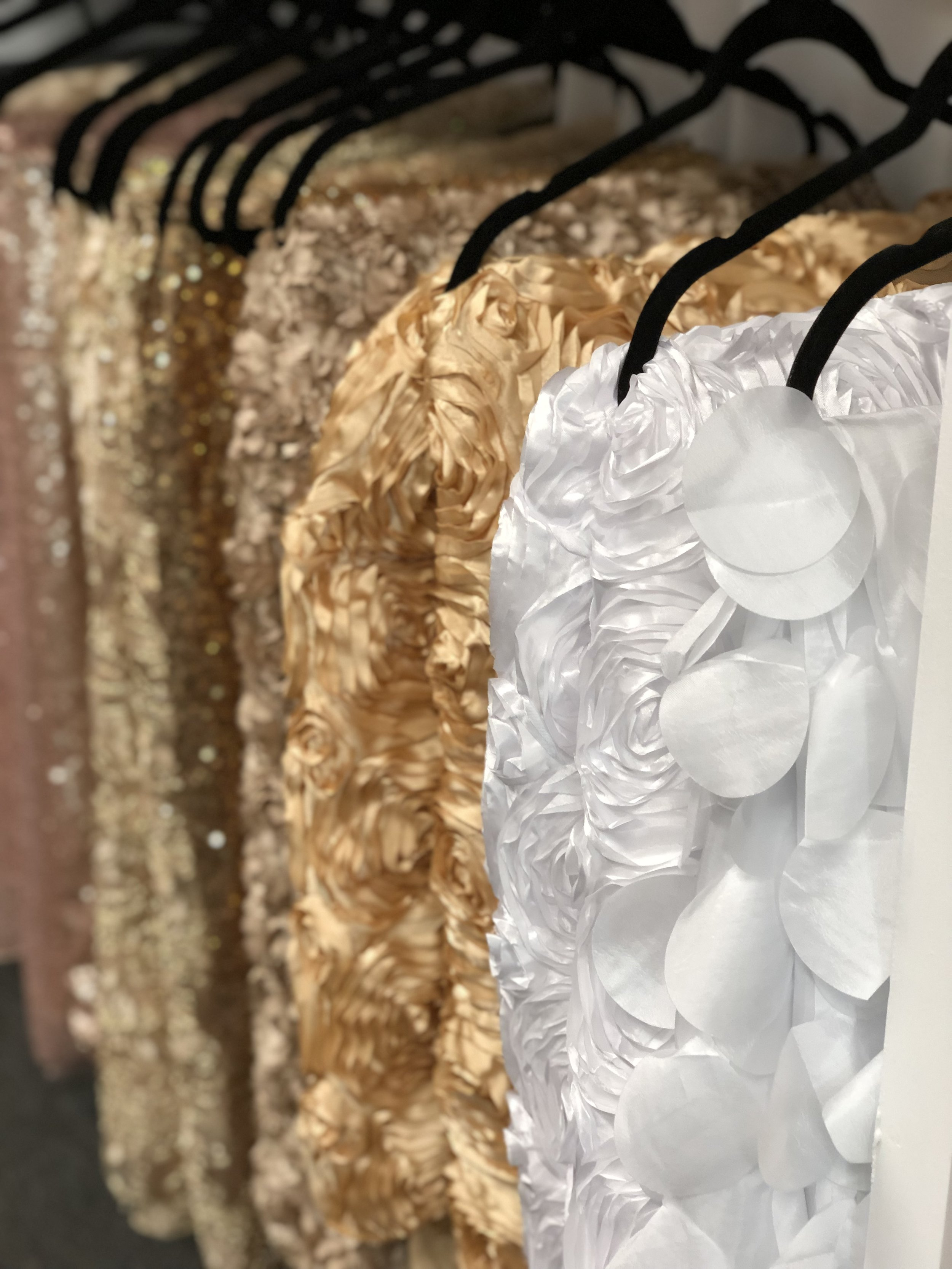 Rossette & Petal Linen