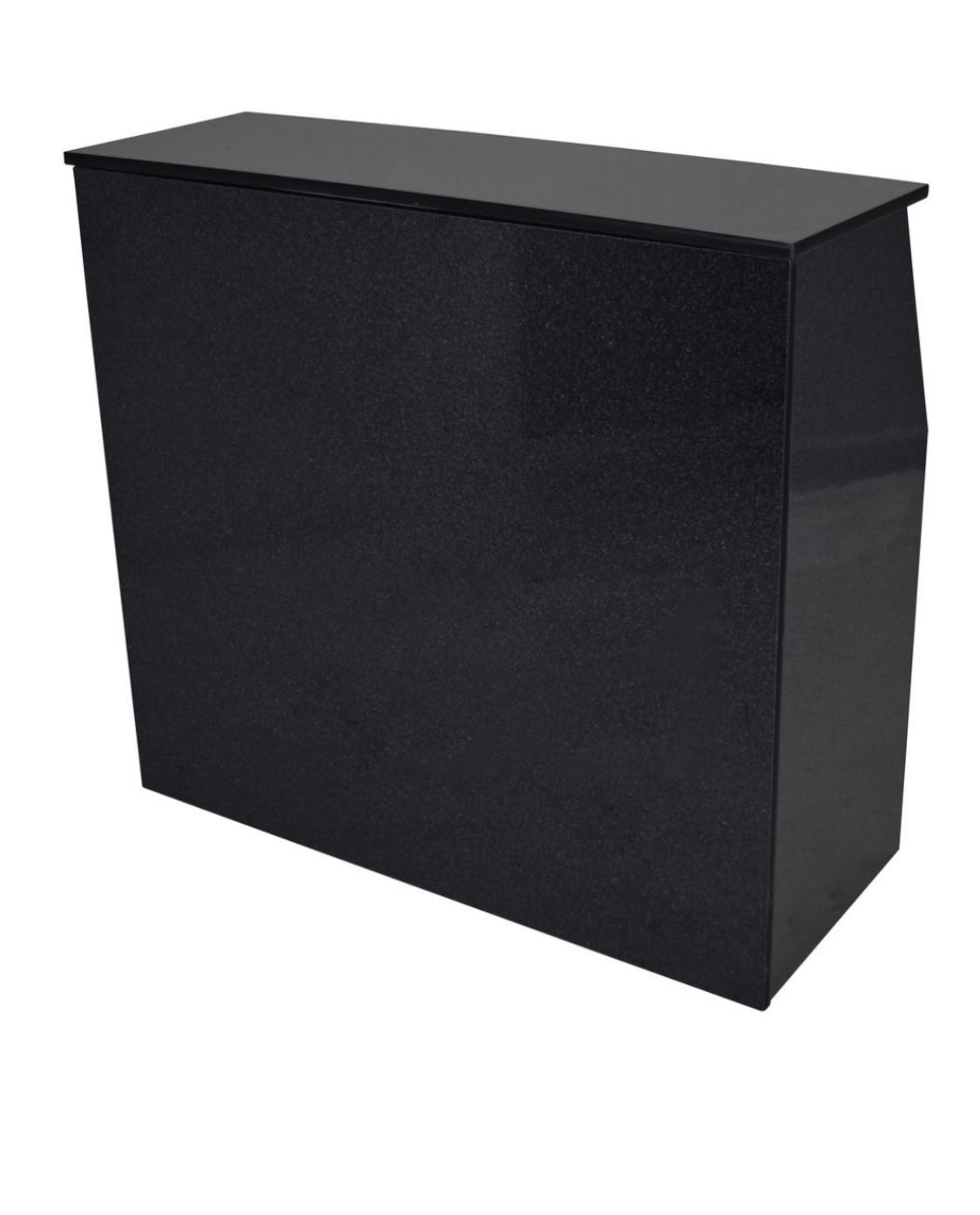 Portable Granite Bar