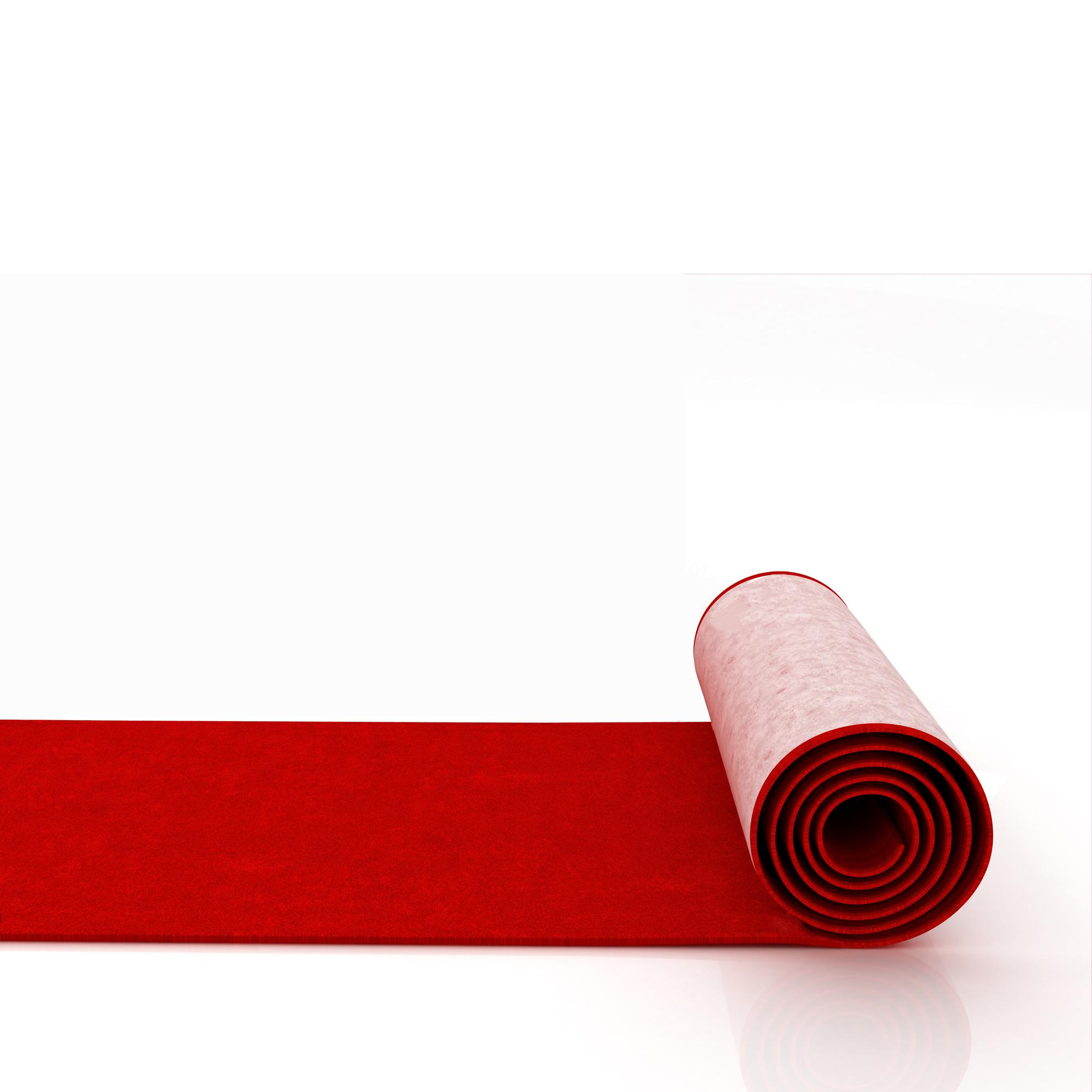 Red Carpet 3'x25'