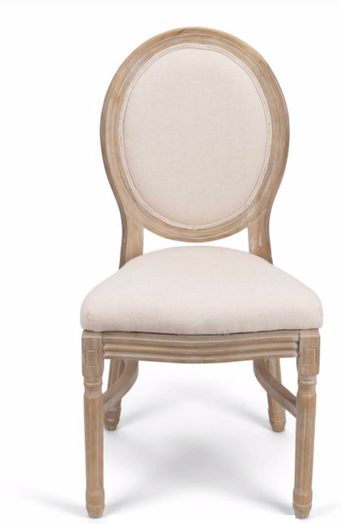 King Louis Chair