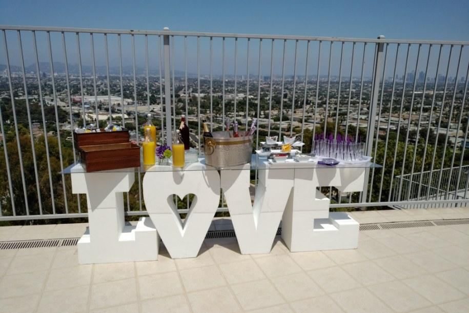 L-O-V-E Table