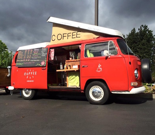 The Coffee Bus - Artisan Coffee delivered to your door.Local - sustainable - Organic